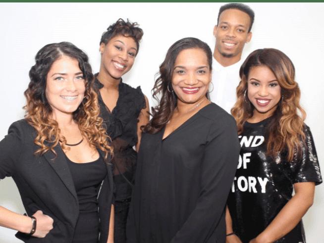 Giving Back - Salon Lisa Brown