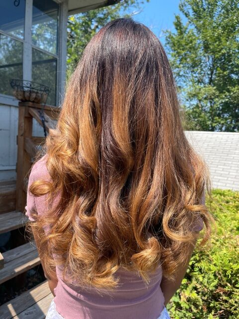Cut and color by Lisa 2